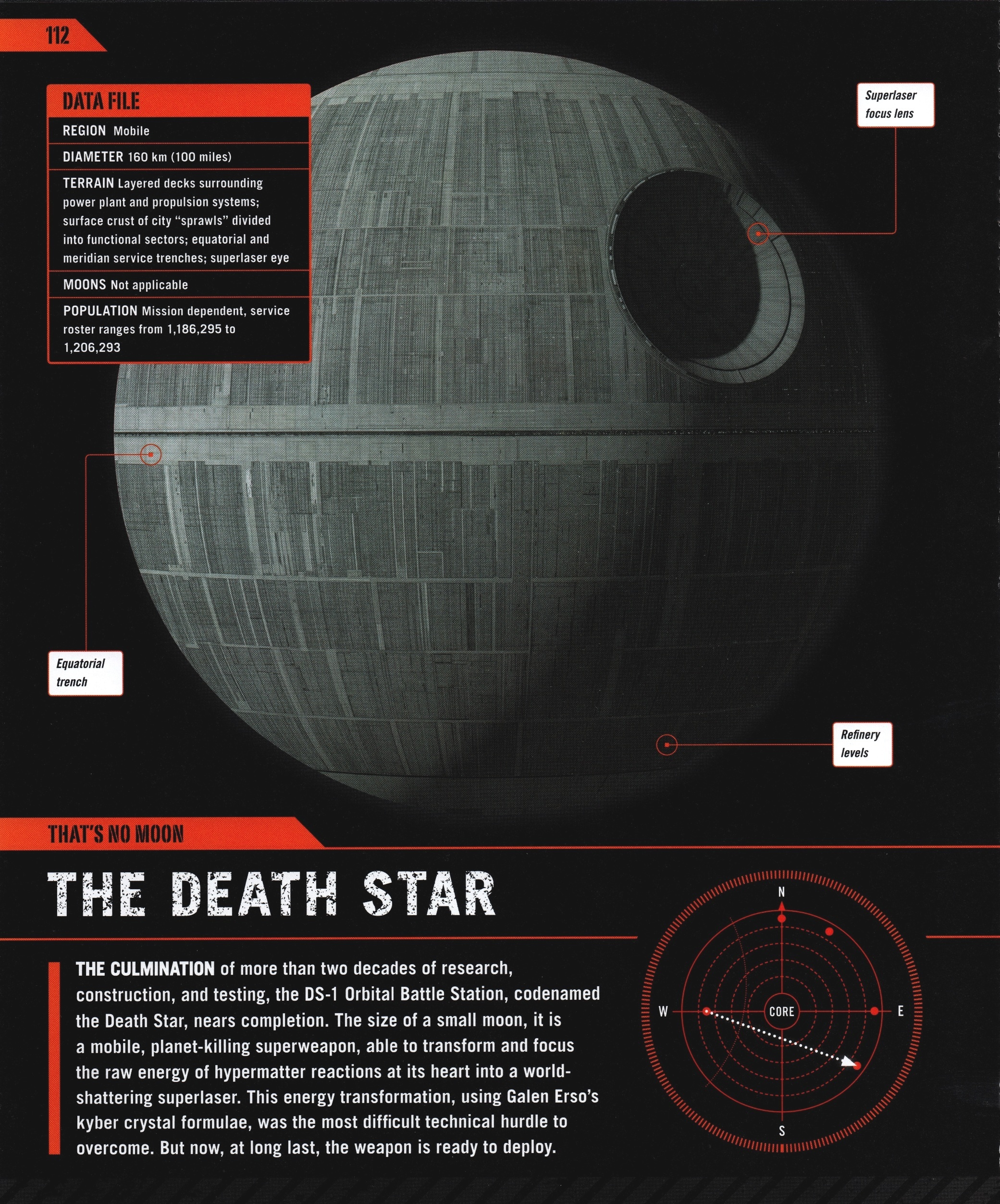 Rogue One Ultimate Visual Guide (b0bafett_Empire) p112