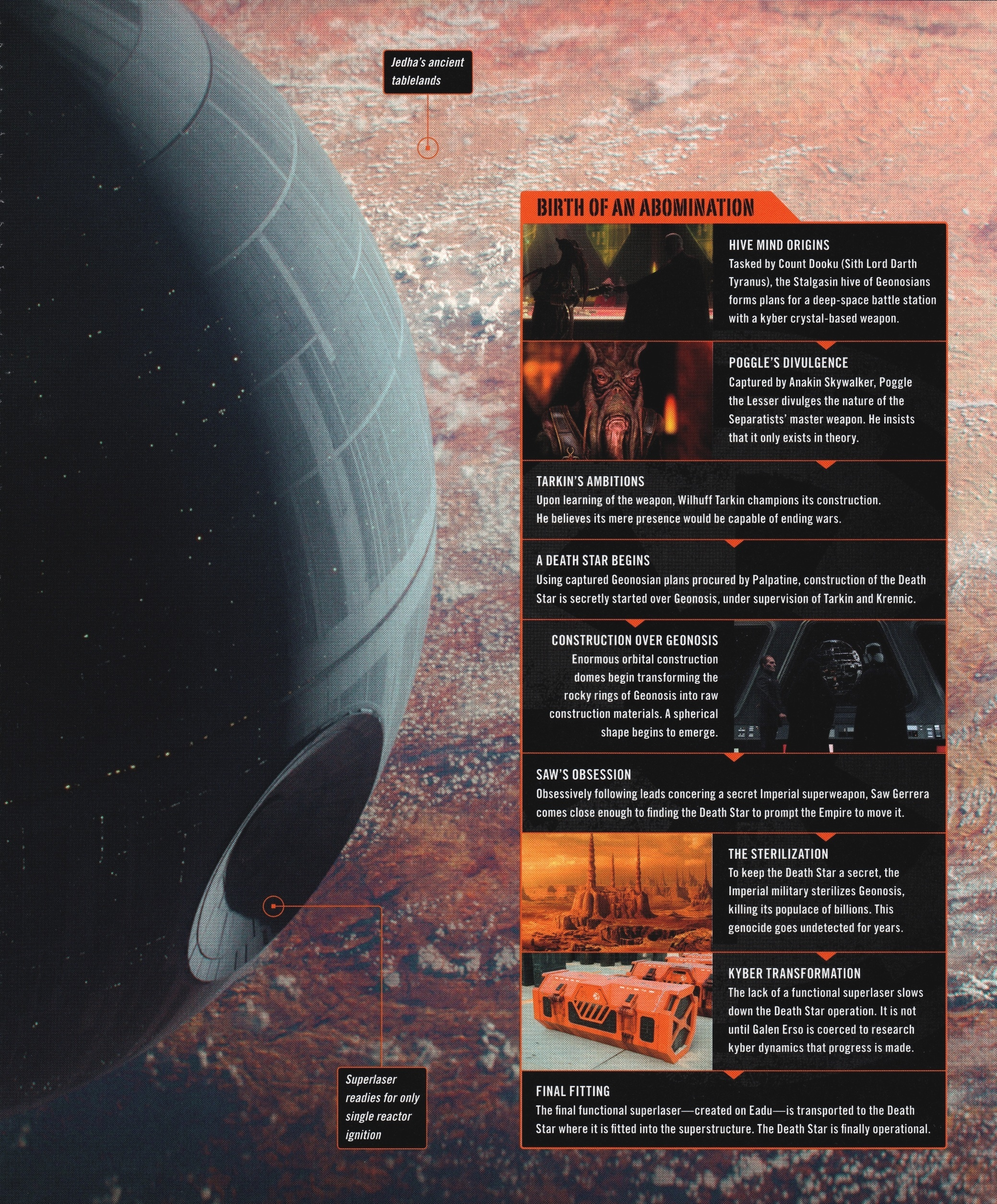 Rogue One Ultimate Visual Guide (b0bafett_Empire) p115