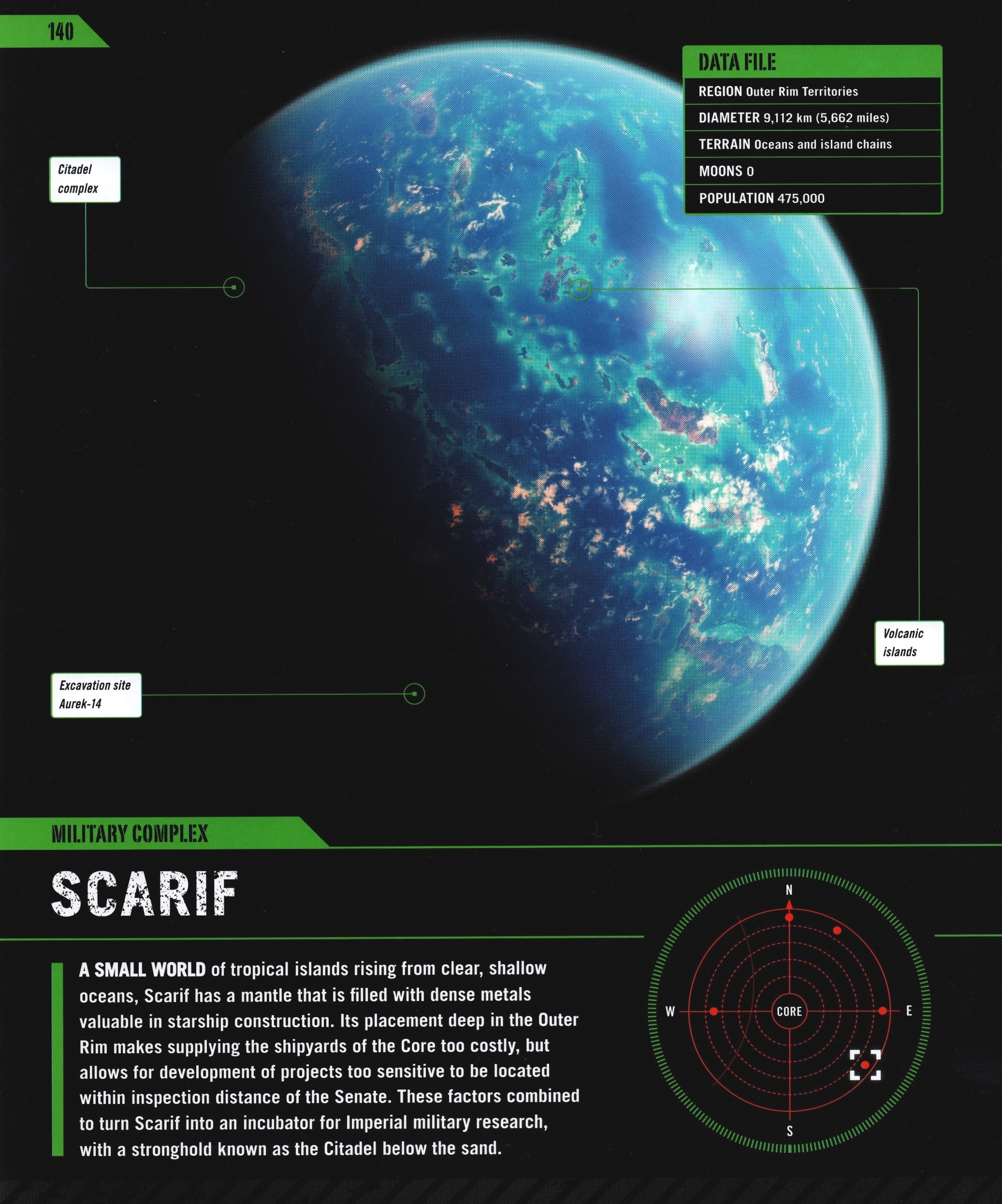 Rogue One Ultimate Visual Guide (b0bafett_Empire) p140