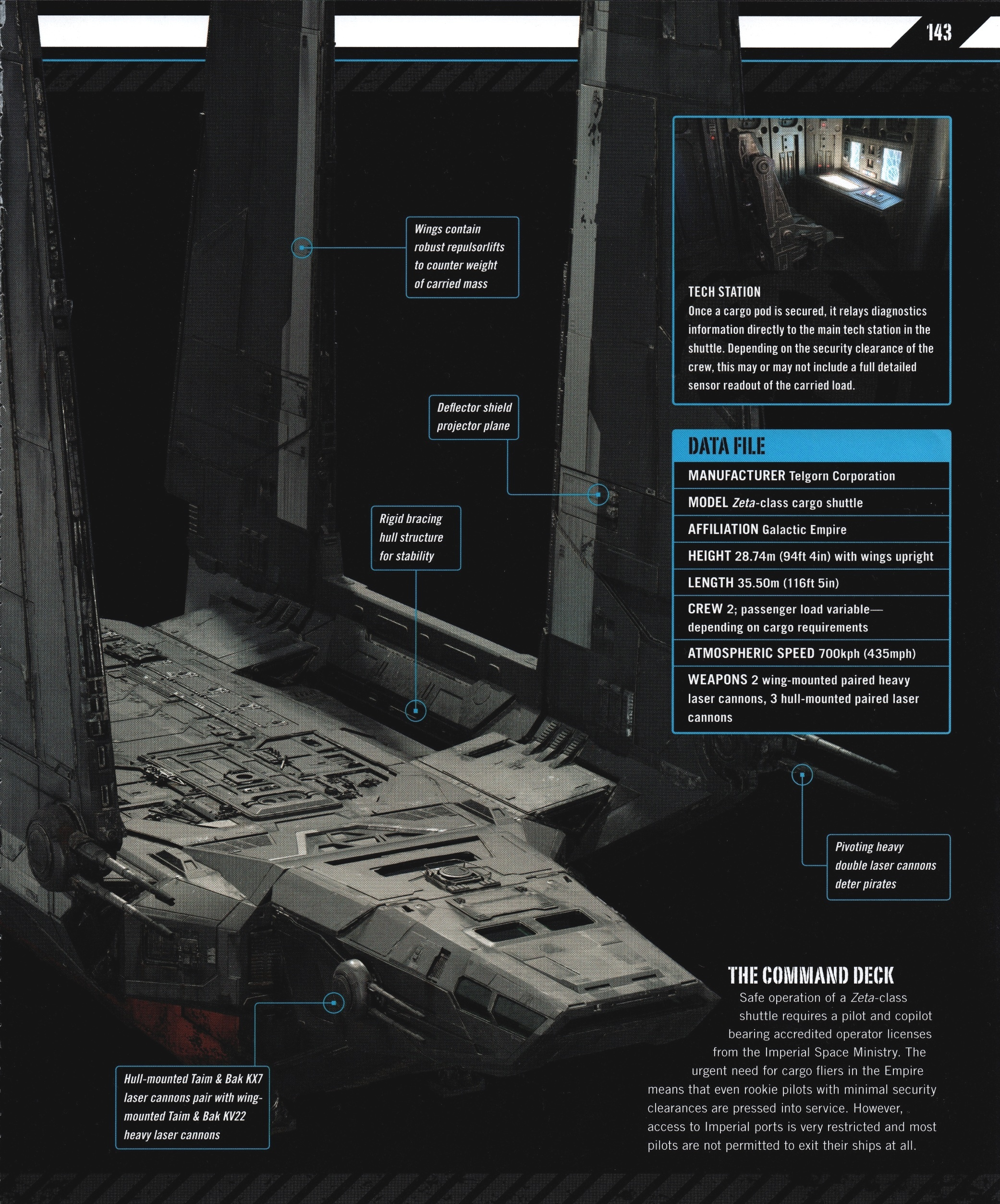 Rogue One Ultimate Visual Guide (b0bafett_Empire) p143