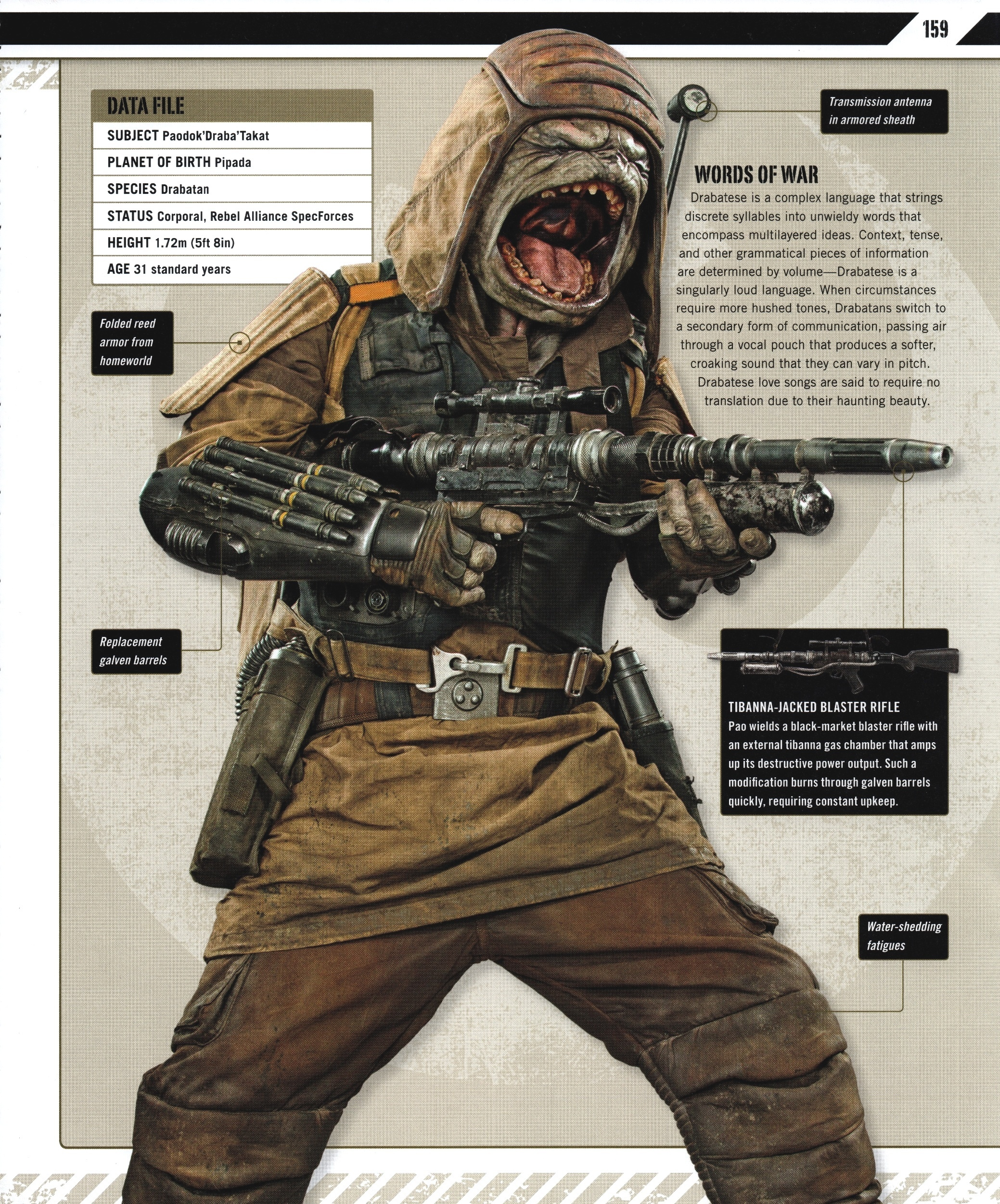 Rogue One Ultimate Visual Guide (b0bafett_Empire) p159