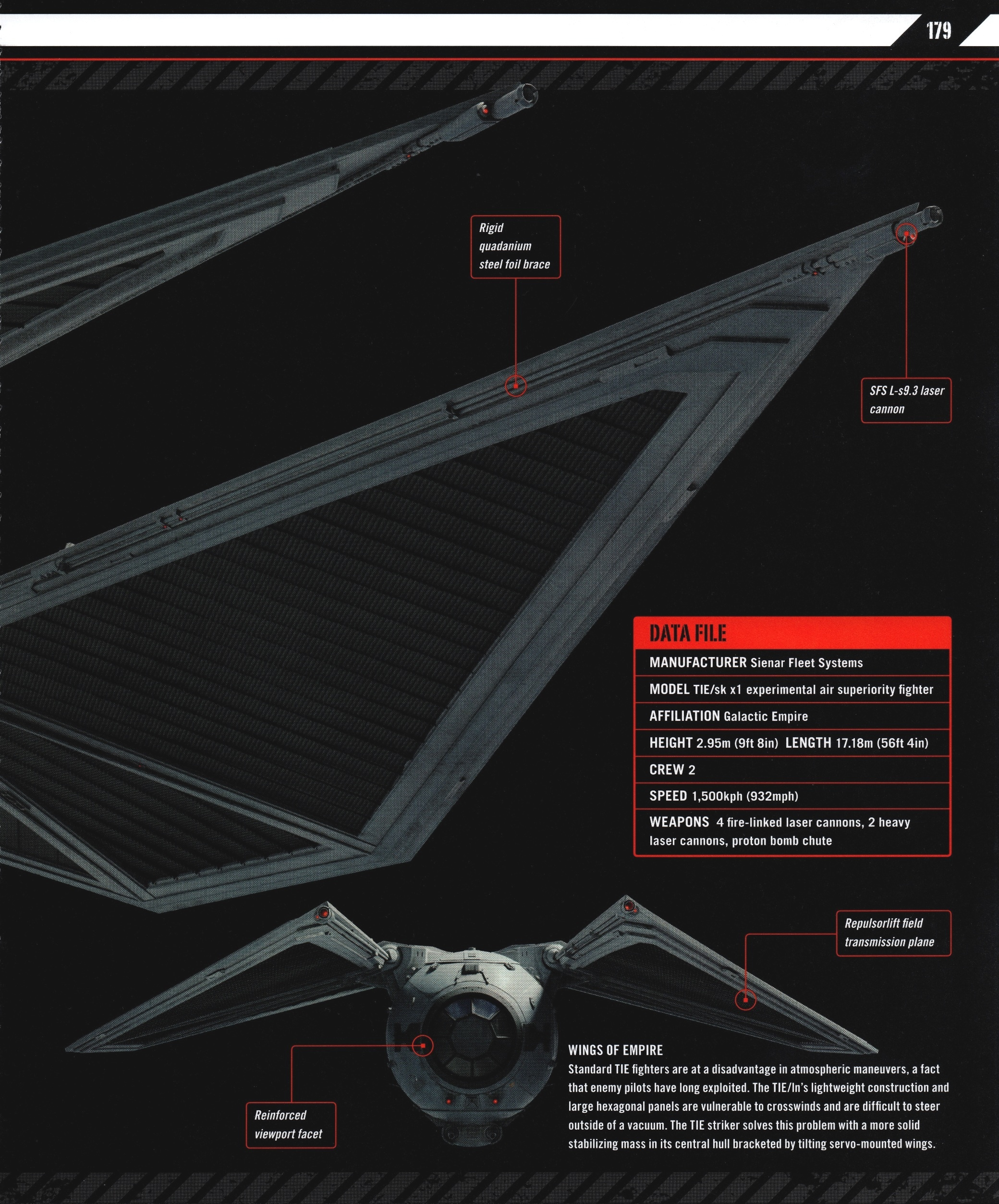 Rogue One Ultimate Visual Guide (b0bafett_Empire) p179