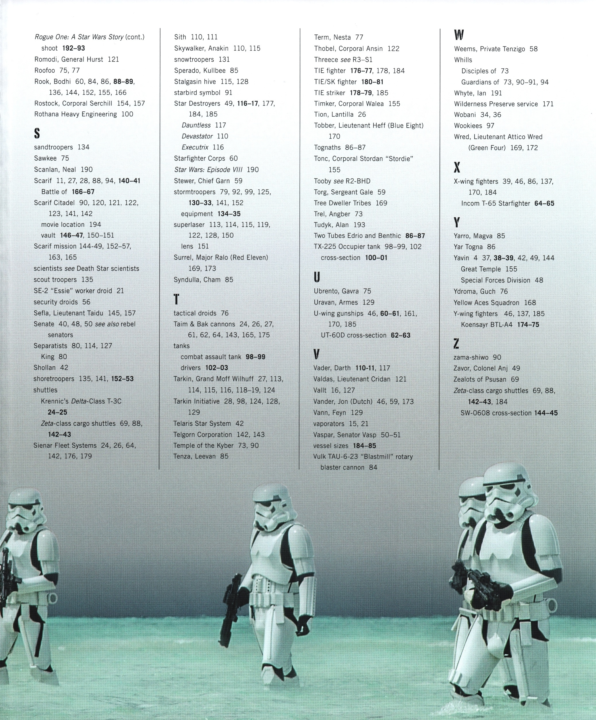 Rogue One Ultimate Visual Guide (b0bafett_Empire) p199