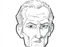 Chris Caniano Remarked Tarkin Sketch
