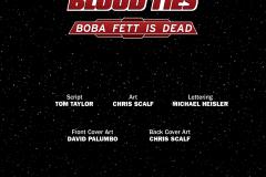 Star Wars - Blood Ties - Boba Fett Is Dead-001