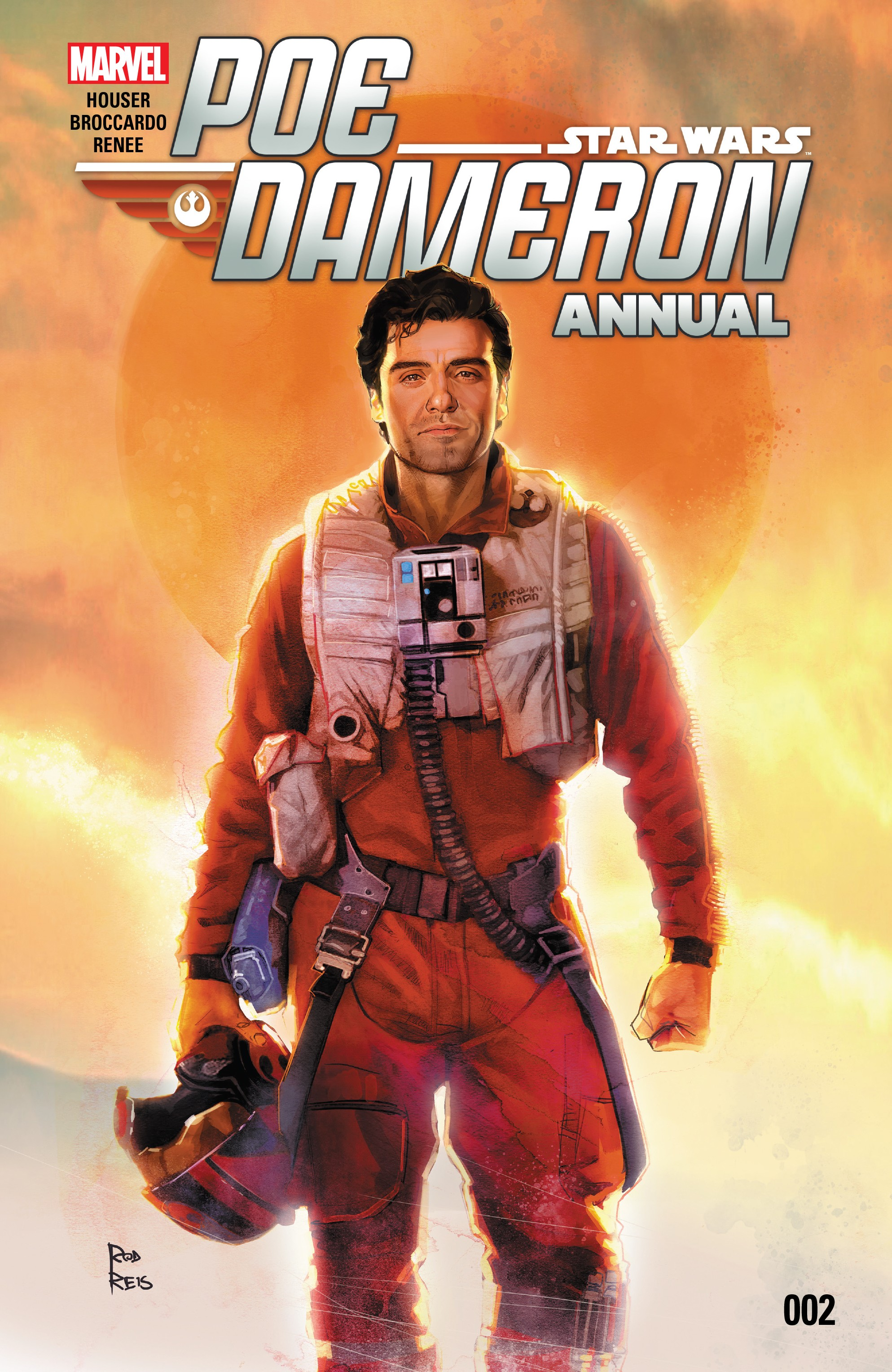 Star Wars - Poe Dameron (2016-) Annual 002-000