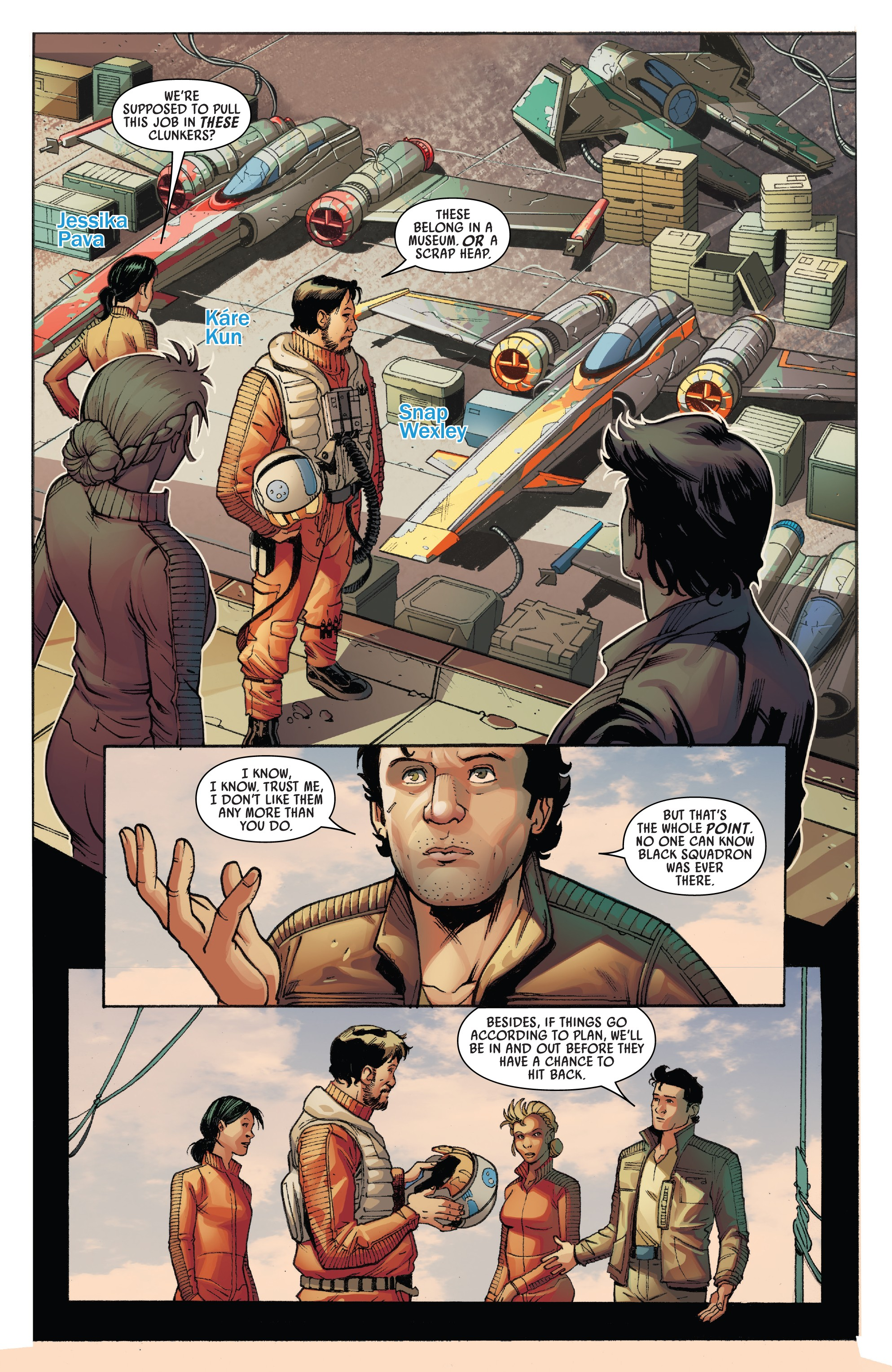 Star Wars - Poe Dameron (2016-) Annual 002-008