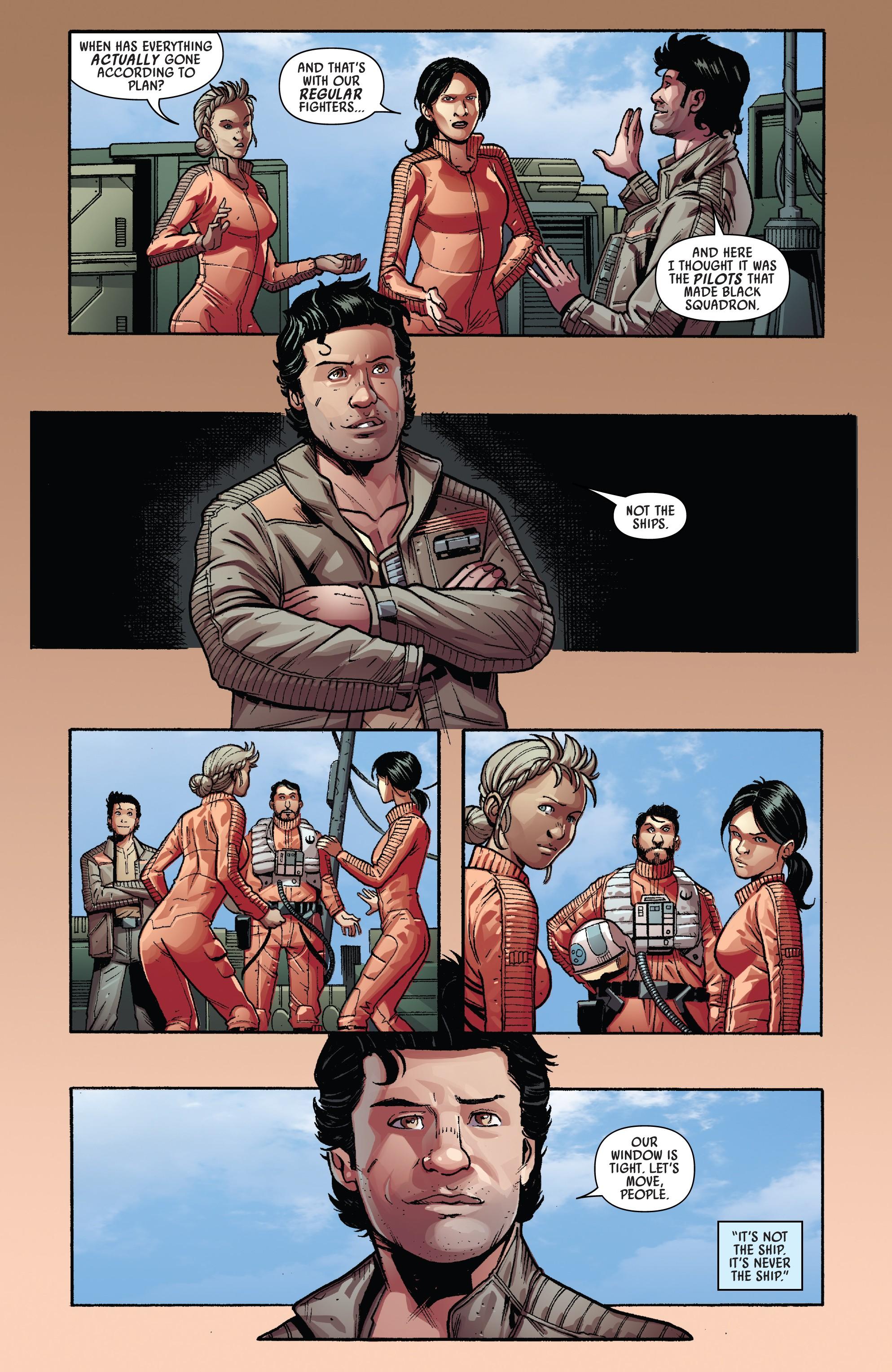 Star Wars - Poe Dameron (2016-) Annual 002-009