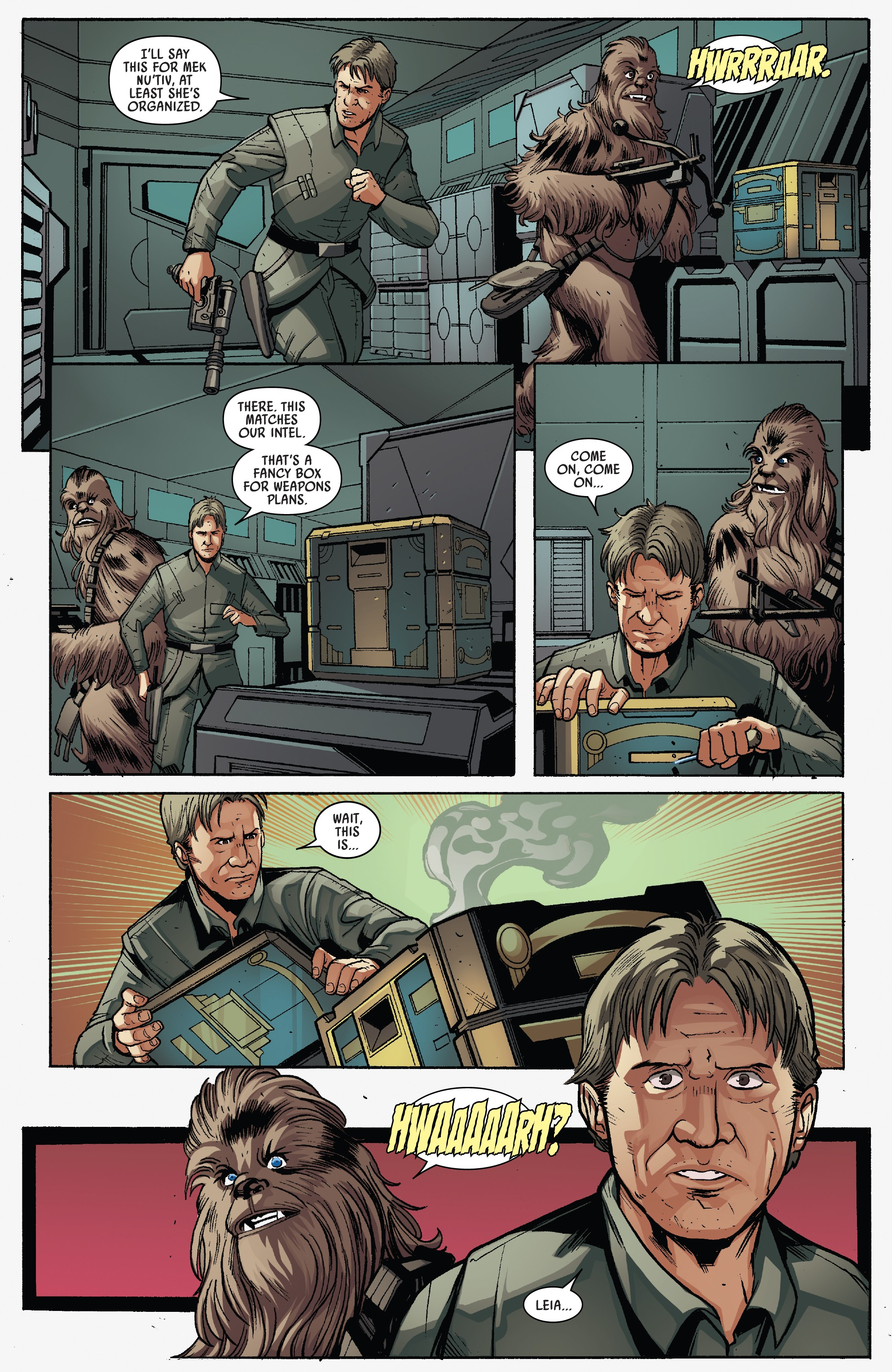 Star Wars - Poe Dameron (2016-) Annual 002-021
