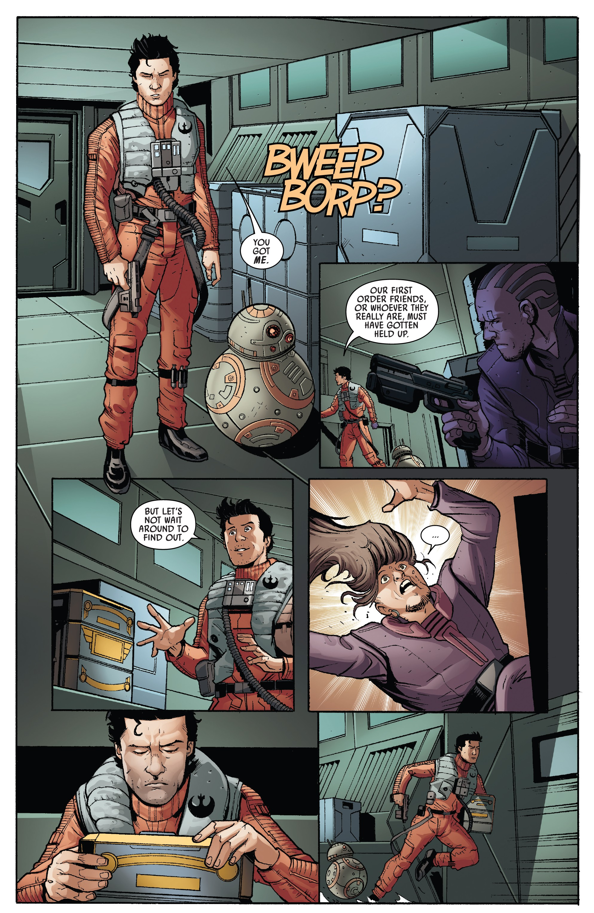 Star Wars - Poe Dameron (2016-) Annual 002-024