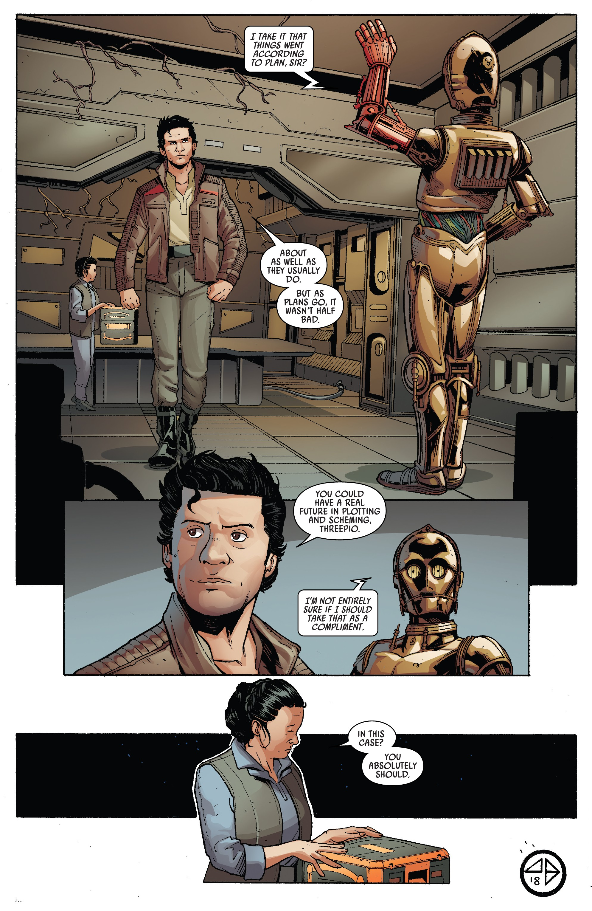 Star Wars - Poe Dameron (2016-) Annual 002-031