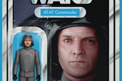 Star Wars 030-000b (John Tyler Christopher 'Action Figure' variant) (Mastodon)