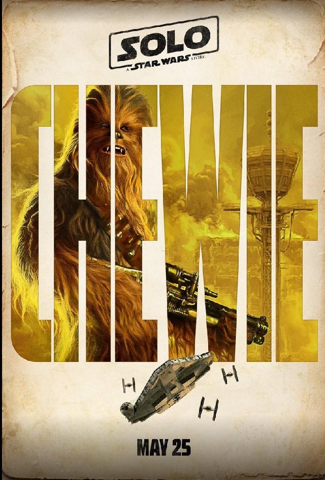 Chewbacca-Solo