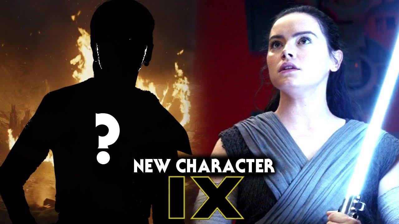 Star Wars Episode 9 NEW Character Details Revealed! (Star Wars News)