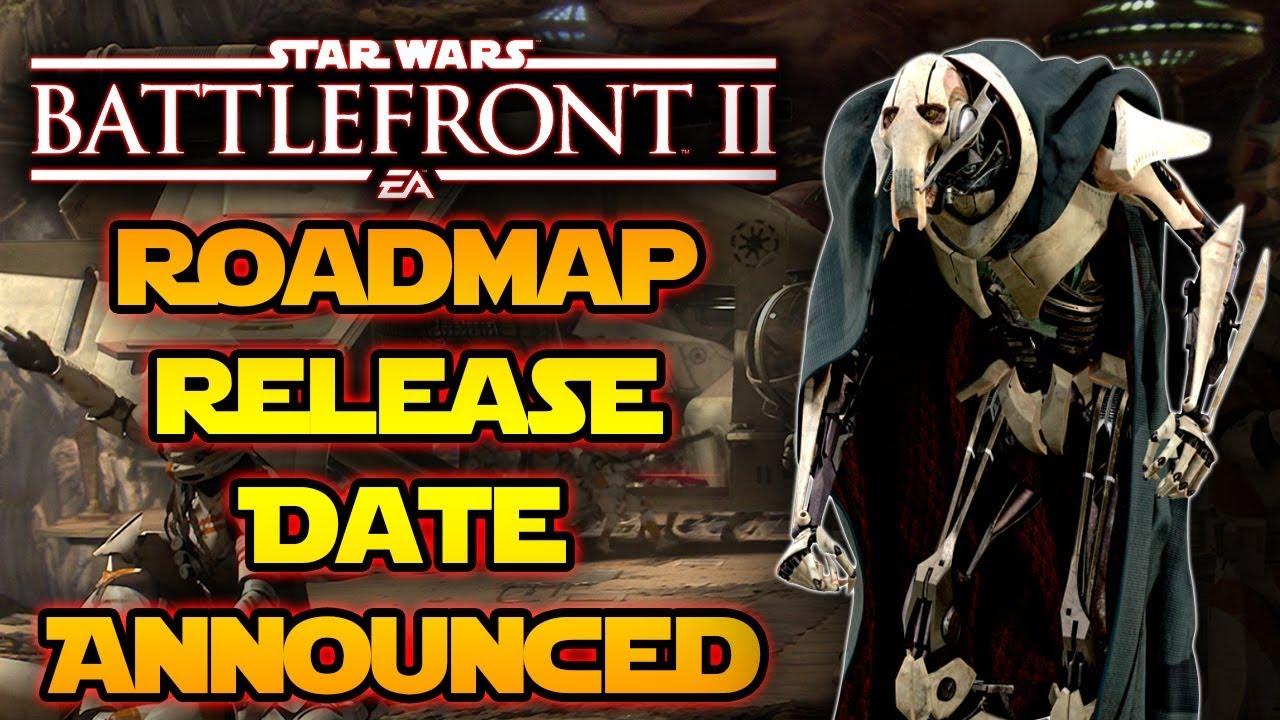 star wars battlefront 2 roadmap release date announced clone wars