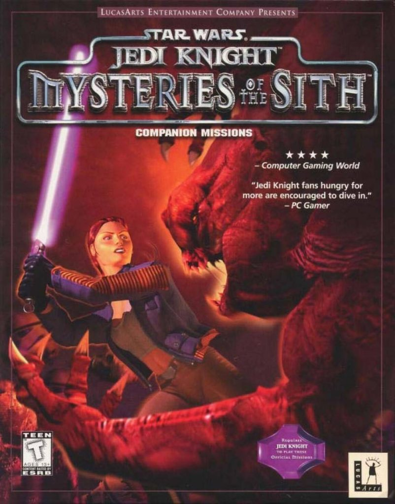 Wars Dark Forces II Mysteries of the Sith