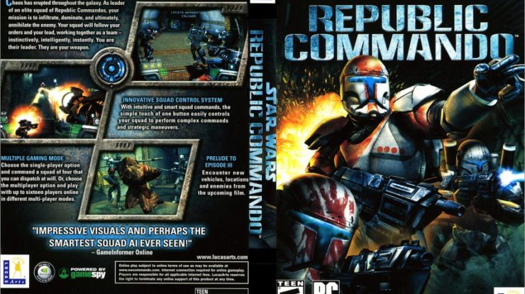Star Wars Republic Commando