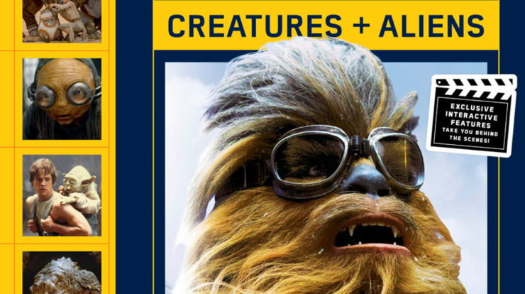 The Moviemaking Magic of Star Wars: Creatures and Aliens