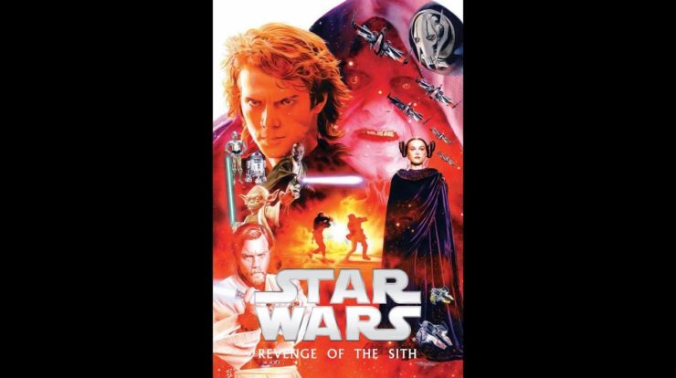 Star Wars Revenge of the Sith Comic