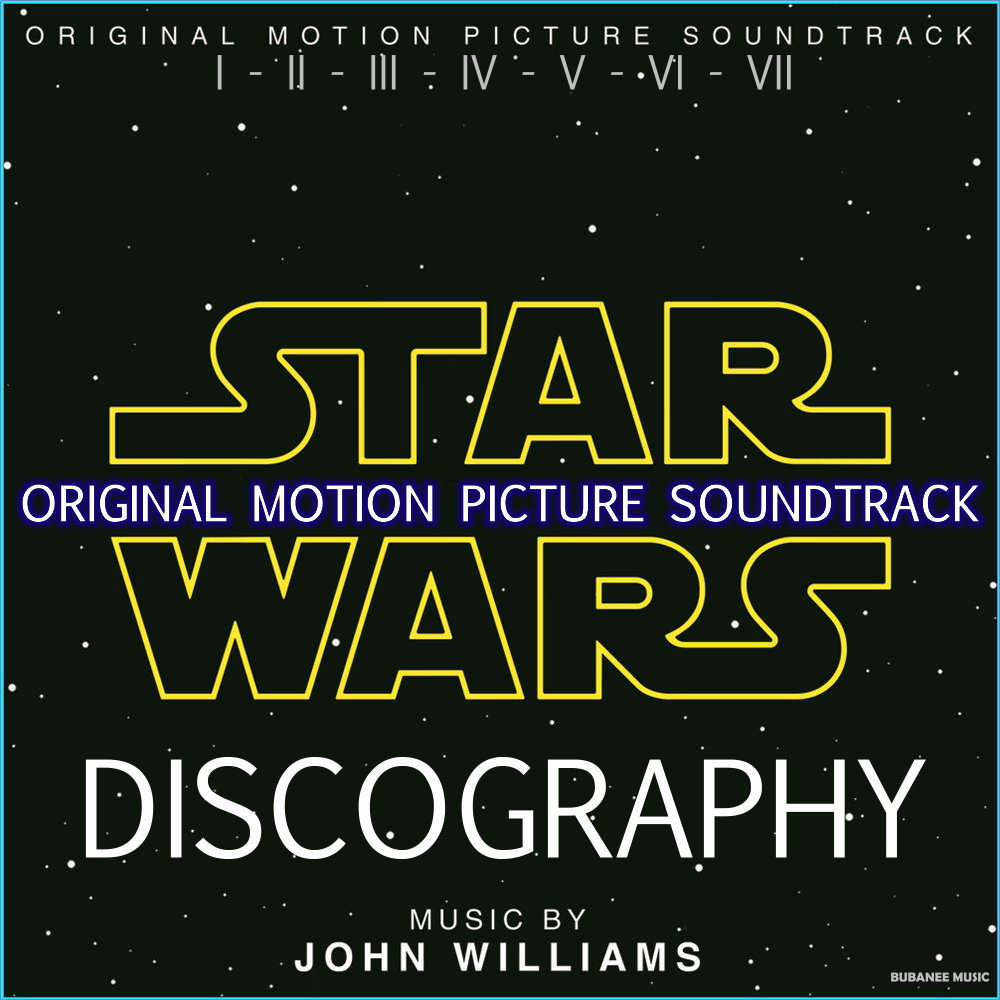 Star-Wars-Discography
