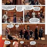 THE STAR WARS comic