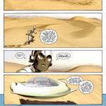 THE STAR WARS comic
