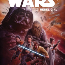 Star Wars Volume 3: Rebel Girl