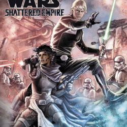 Journey To Star Wars: The Force Awakens - Shattered Empire (2015) #4