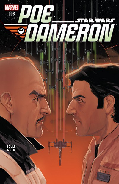 Poe Dameron 8