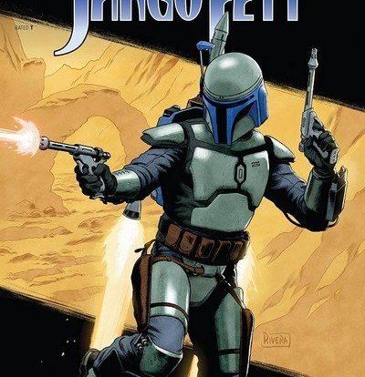 Star Wars – Age Of Republic – Jango Fett #1 (2019)