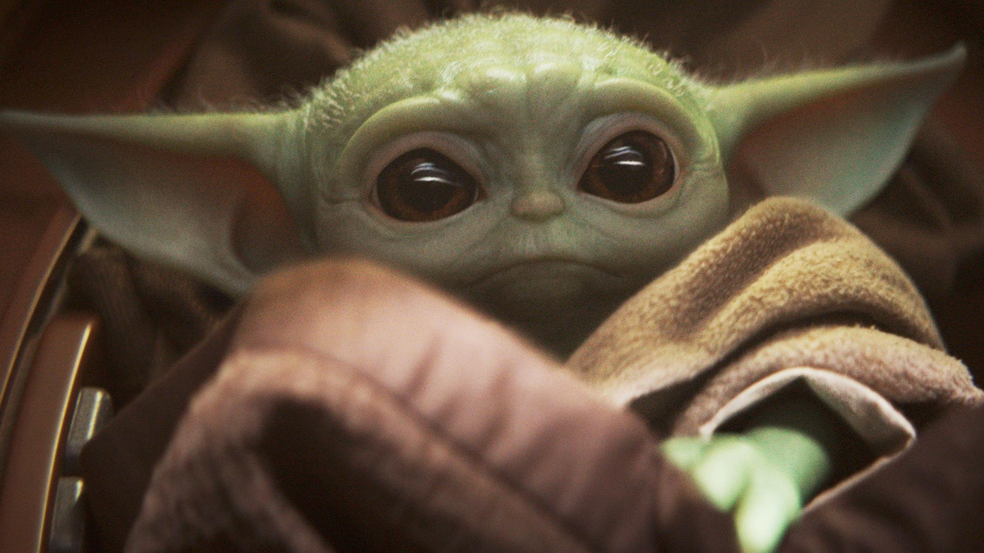 17 Beautiful Baby Yoda Wallpapers