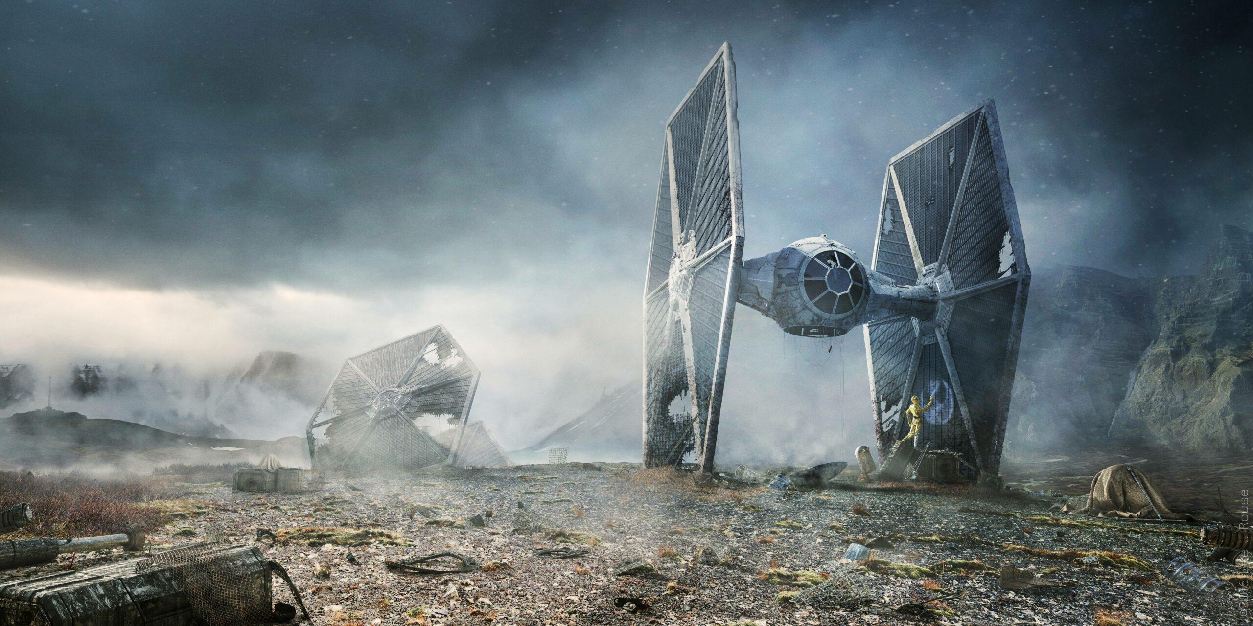 98 Beautiful Star Wars 4K (Ultra HD) Wallpapers